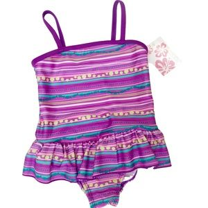 NWOT Joe Boxer One-Piece Swimsuit  Size 3T